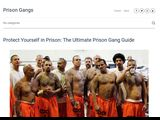 Prison Offenders