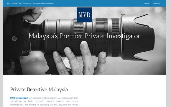 Private Investigator Malaysia