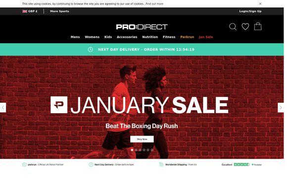 ProDirectRunning