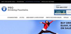 Prodrinkingfountains.com