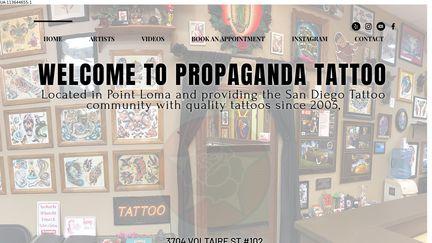 Propaganda Tattoo