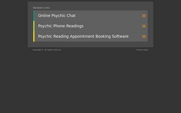 Psychic Readings Line