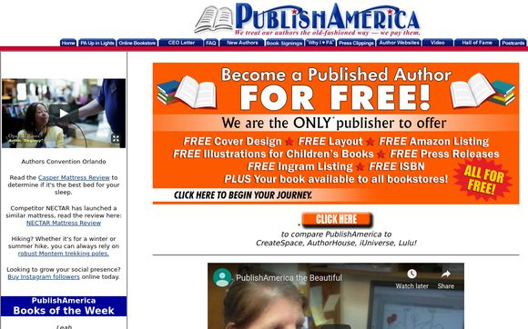 Publish America