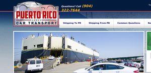 Puerto Rico Car Transport