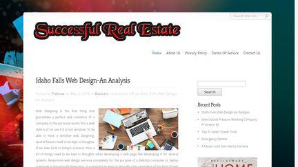 Successful Real Estate