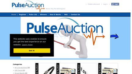 Pulseauction.com