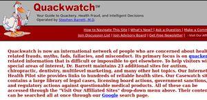 Quackwatch.com