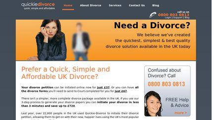Quickie-Divorce