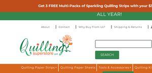 Quillingsuperstore.com