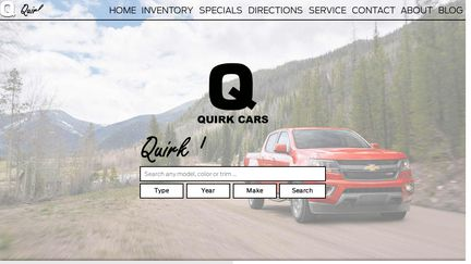 Quirk Auto Dealers