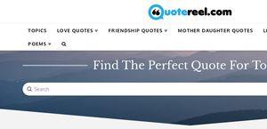 QuoteReel