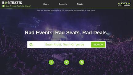 RAD.Tickets