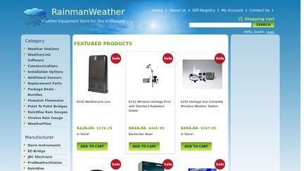 Rainman Weather