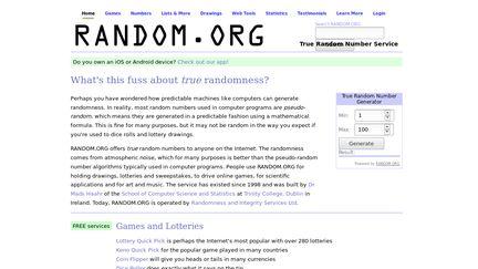 Random.org