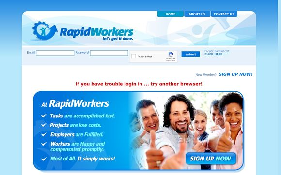 RapidWorkers