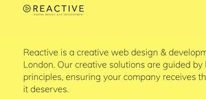 Reactive Graphics Pvt Ltd