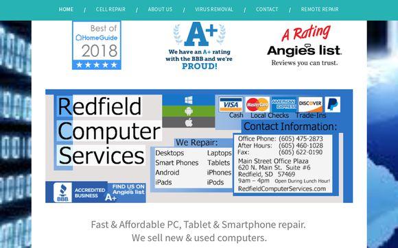 Redfield Computer Services LLC