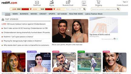 Rediff.com India Limited-ADR(REDF:US).