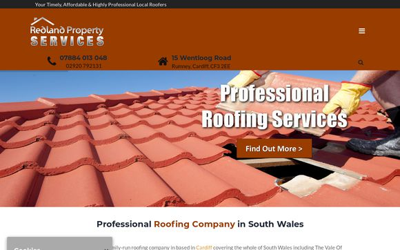 Local Roofing Company Contractor