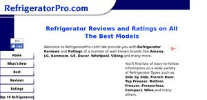 Refrigeratorpro.com
