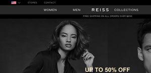 REISS Womenswear, Menswear & Accessories