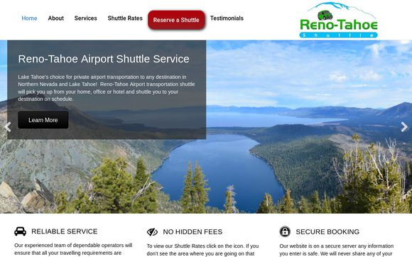 Reno Tahoe Airport Shuttle