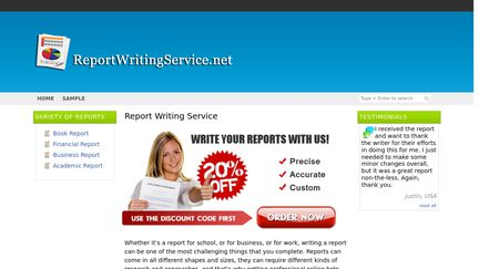 ReportWritingService.net
