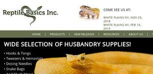 Reptilebasics.com