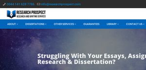Research Prospect