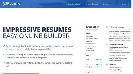 Resumebuild