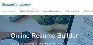 Resume Companion Reviews - 34 Reviews of Resumecompanion.com ...