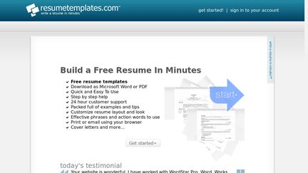 ResumeTemplates.com