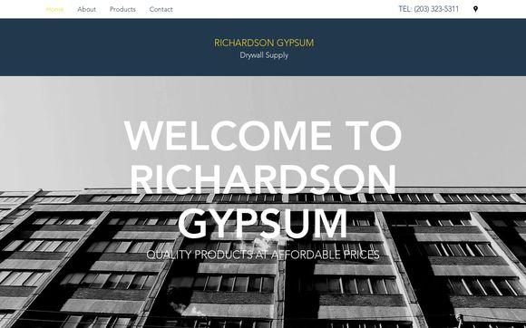 RichardsonGypsumLLC