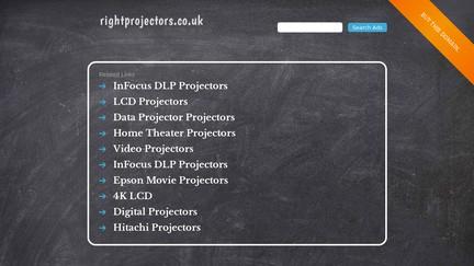 Rightprojectors.co.uk