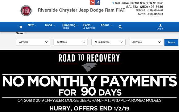 RiversideChryslerJeepDodge.net