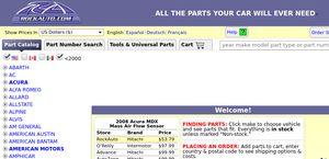 Rockauto Parts Phone Number >> Rockauto Reviews 172 Reviews Of Rockauto Com Sitejabber