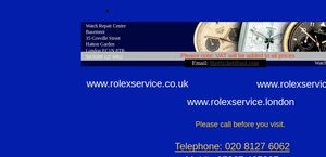 Rolexservice.co.uk