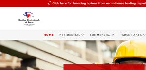 Roofing Professionals of Texas