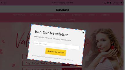 Rosskiss.com