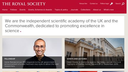 Royal Society Enterprise Fund