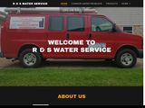 R&S Water Service