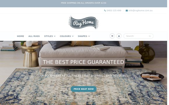 Rug Home   Online Rugs Store