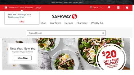 Safeway.com