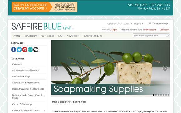 SaffireBlue.ca