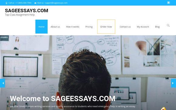 SageEssays.com