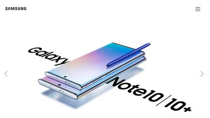 The Official Samsung Galaxy Site
