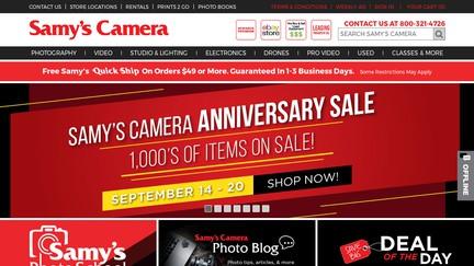 Samy's Camera
