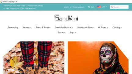 Sandkini.com