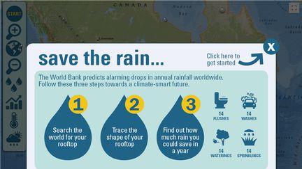 Save-the-rain