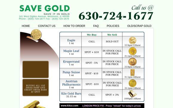 Save Gold